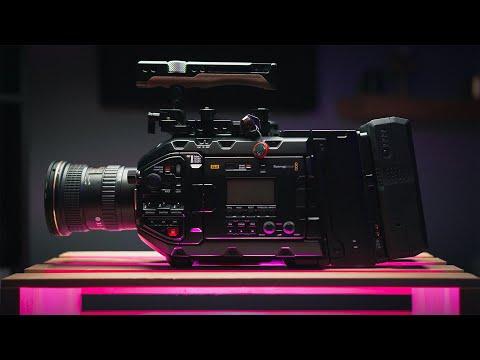 Blackmagic URSA Mini Pro Digital Cinema Camera