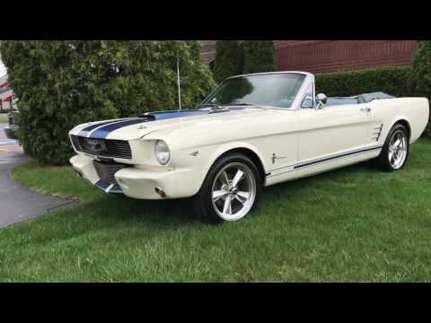 Video of '66 Mustang - JHZC