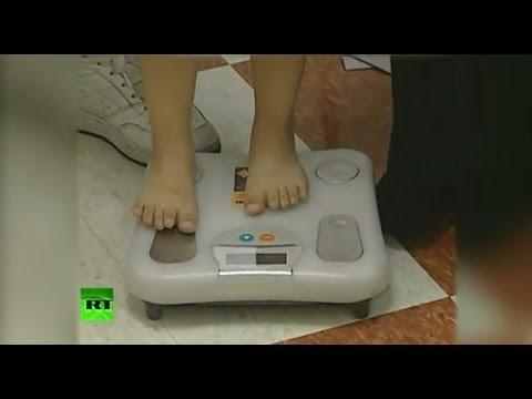 Проблема ожирения в США: дело в жадности