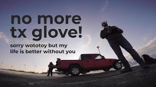 When the transmitter gloves come off ???? || FETtec KISS ImpulseRC Apex FPV freestyle