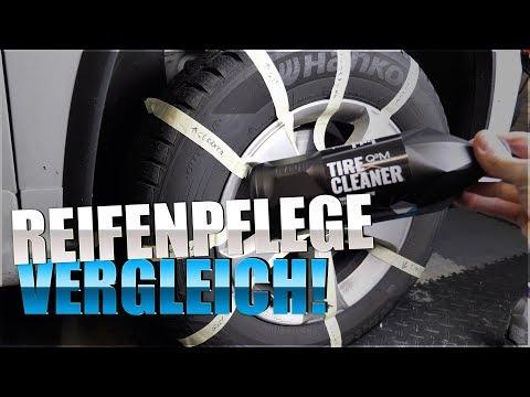 Reifenpflegeprodukte: Gyeon Tire Express & Tire Cleaner & Meguiars Endurance Tire Gel | 83metoo