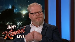 Jim Gaffigan on Traveling with Kids & Doing Stand Up Abroad