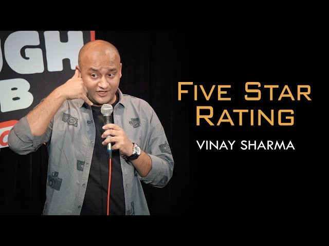 Five Star Rating | Vinay Sharma - Stand up Comedy