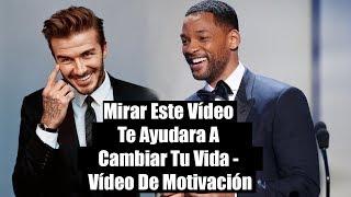 Mirar Este Vídeo Te Ayudara A Cambiar Tu Vida - Vídeo De Motivación