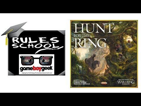 Learn How to Play Hunt for the Ring (Part 2) with the Game Boy Geek