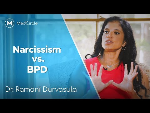 The Differences Between Narcissism and Borderline Personality Disorder