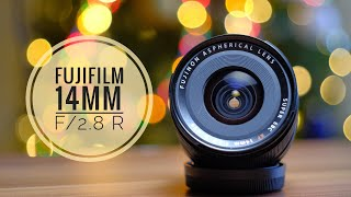FUJIFILM XF 14mm f/2.8 R Lens Review