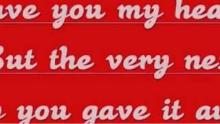 Last Christmas ( tekst piosenki )