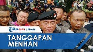 Terkait Penangkapan Purn TNI AL karena Diduga Terlibat Rusuh Mujahid 212, Menhan: Khianati Negara