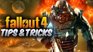 Fallout 4 Top 10 Secrets, Tips & Tricks You May Not Know!! (Fallout 4 Secrets)