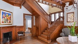 A Grand Victorian Home In Evanstons Ridge Historic District