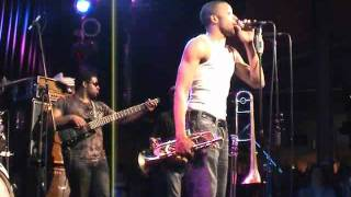 Trombone Shorty & Orleans Avenue - St. James Infirmary- live - 2011