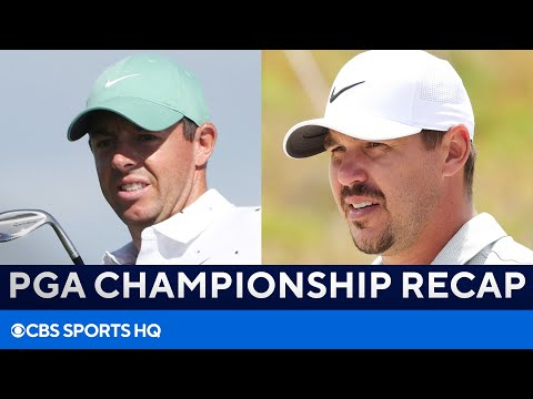 PGA Championship Round 1: FULL Recap [Brooks Koepka, Rory McIlroy, & MORE] | CBS Sports HQ