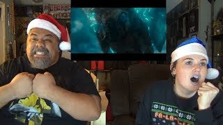 Godzilla: King of the Monsters Trailer#2 Reaction