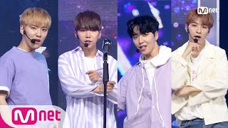 [100% - Grand Bleu] Comeback Stage | M COUNTDOWN 180726 EP.580