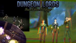 Dungeon Lords Multiplayer Part1 Fargrove Sewers