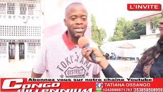 FILS MUKOKO:KABILA aza capable ya koboma OLIVE LEMBE po élection ezalate soit disant azwi matanga