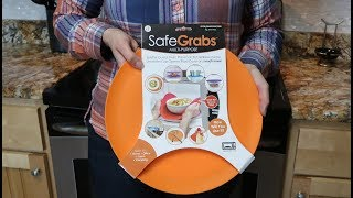 Safe Grabs - Shark Tank Product Info