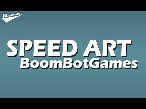Speed Art #13 - BoomBotGames