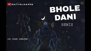 Bhole Dani Re Bhole Dani activepad mix Dj Ratan Akot