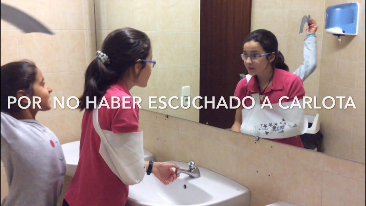 Cine para niños - Por no haber escuchado a Carlota - Kids Work - Pequeños Cineastas - Kids In Black