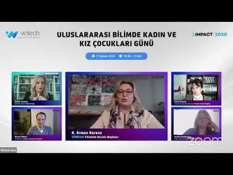 Uluslararası Bilimde Kadın ve Kız Çocukları Günü