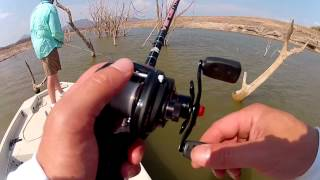 Revo Field Testing Trip At Anglers Inn, El Salto Mexico