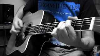 The Silent Man - Dream Theater (cover)