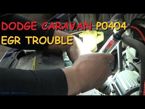 p0456 caravan 2012