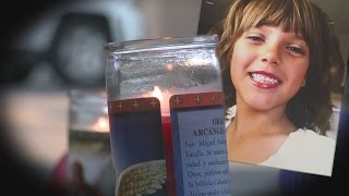 Friends, family and neighbors mourn loss of 10-year-old girl