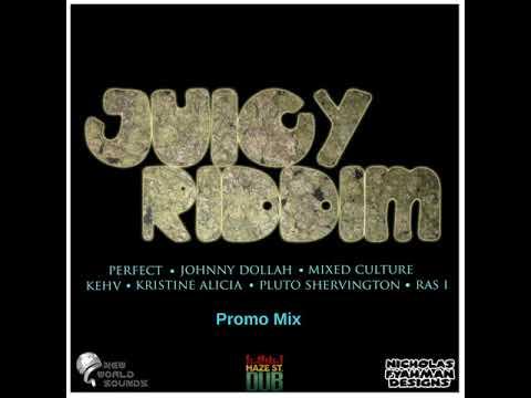 Juicy Riddim Mix (Full July 2018) Feat. Perfect Giddimani Ras I Mixed Culture Kehv