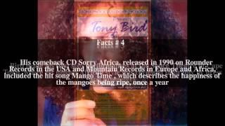 Tony Bird Singersongwriter Top  5 Facts