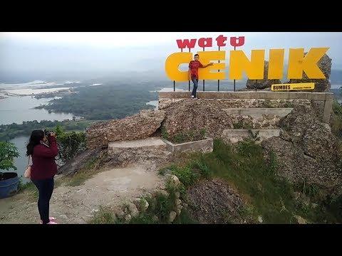 Video Obyek Wisata Watu Cenik Wonogiri Jawa Tengah