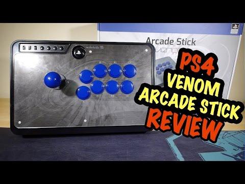 Видео № 0 из игры PS4 / PS3 Venom Arcade Stick
