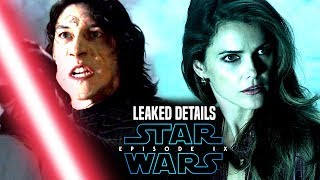 Star Wars Episode 9 Scene Leaked Details Of Kylo Ren & More! (Star Wars News)