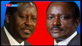 News Centre 14th December 2016 - US AGAINST THEM - Wiper endorses Kalonzo