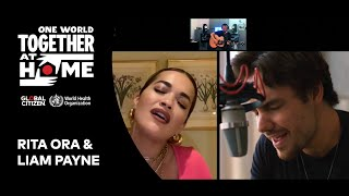"""Rita Ora & Liam Payne Perform """"For You"""" 