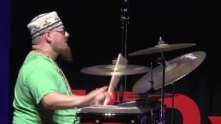 Cuban Jazz Experience | Gino Castillo & Abdiel Iriarte | TEDxCharleston
