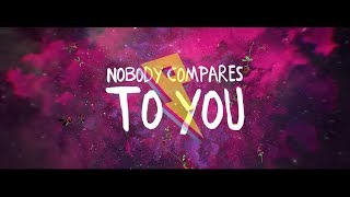 Gryffin - Nobody Compares To You (ft. Katie Pearlman) (Lyric video)