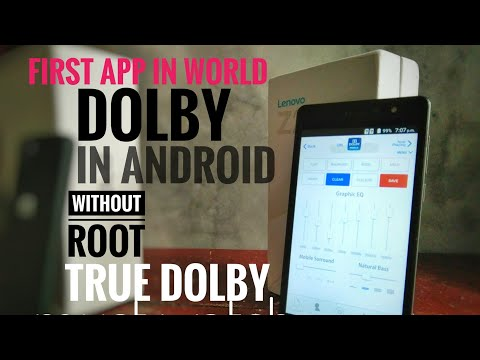 How To Install dolby atmos in android without custom recovery