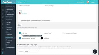 Changing the Look and Feel of Your Customer Apps