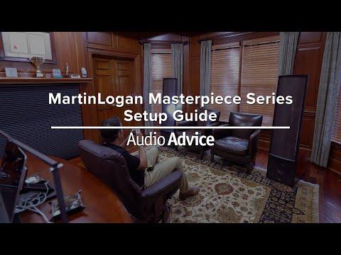 External Review Video Ty9L1sc_MkM for MartinLogan Masterpiece Series Electrostatic Loudspeakers (Renaissance ESL 15A, Expression ESL 13A, & Impression ESL 11A)