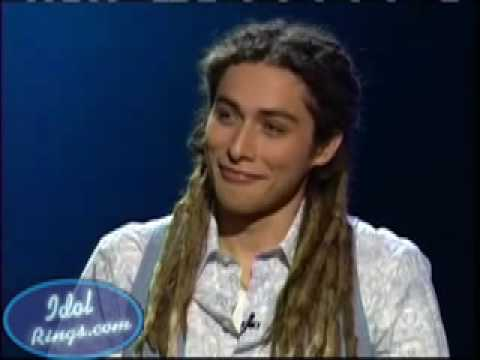 "Jason Castro - ""IF I FELL"" 03/11/2008 NEW - American Idol 7"