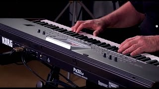 Gambar cover Korg Pa3X LE All Playing, No Talking! with Steve McNally