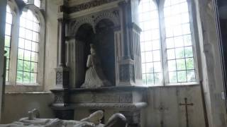 preview picture of video 'Kedlington Church - A Village Westminster Abbey'