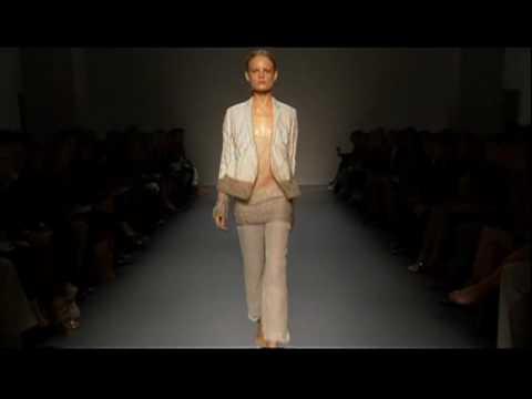 Calvin Klein Collection Women's Spring 2010 Runway Show - презентация одежды Calvin Klein