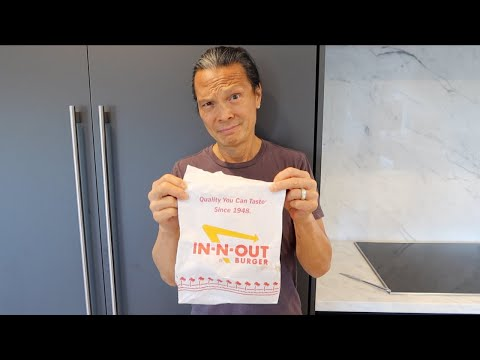 Iron Chef Dad Turns In-N-Out Gourmet.