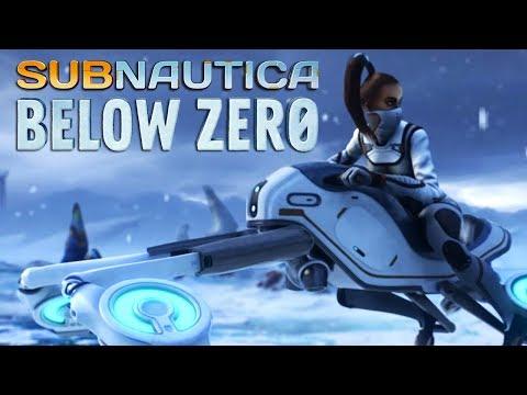 Nový Update a Vznášedlová Stanice - Subnautica: Below Zero - díl 17 - Nakashi