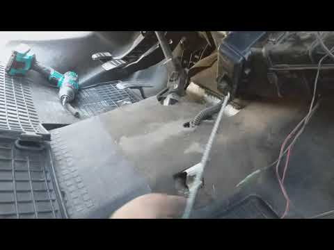 Замена радиатора печки транспортер купить детали кузова фольксваген транспортер т3