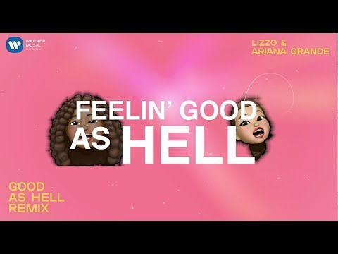 Lizzo & Ariana Grande Memoji - Good As Hell